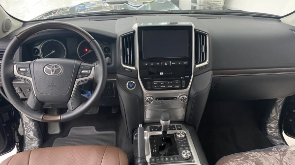 Toyota Land Cruiser Bán Toyota Land Cruiser 4.5 máy dầu 2021