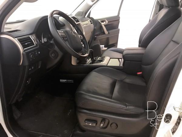 Lexus GX 460 Bán Lexus GX460 màu trắng, sản xuất 2017