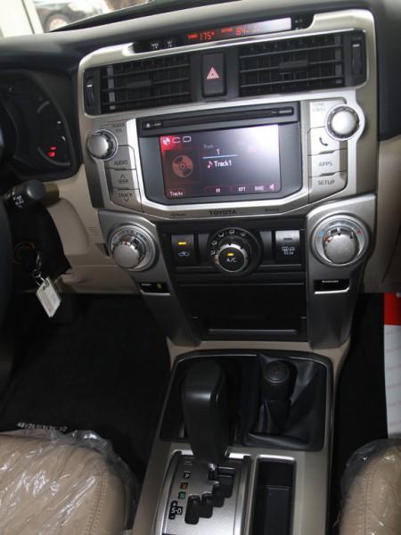 Toyota 4-Runner ,sx 2012,xe mới,màu đen,nhập khẩu