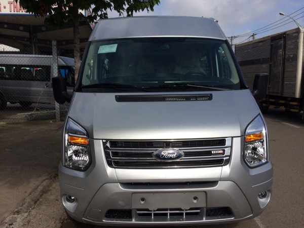Ford Transit Kính Liền Nâng Cấp