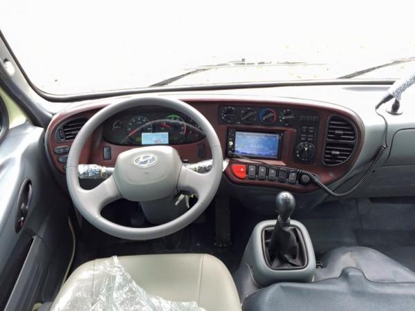 Hyundai Country Bán xe county thân dài Tracomeco 29 chỗ