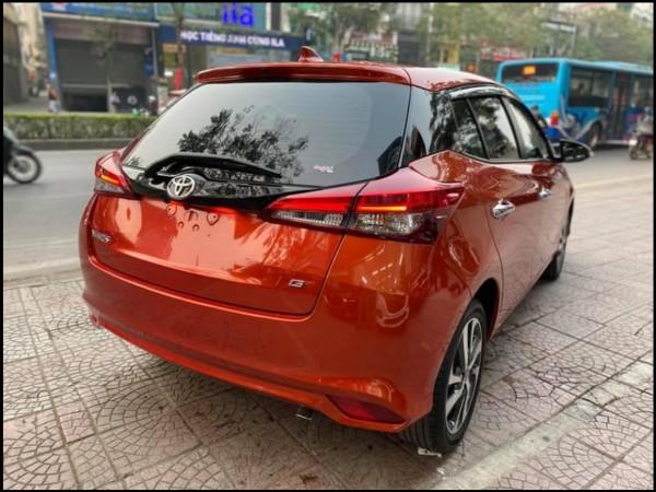 Toyota Yaris Toyota Yaris 1.5G xe NHẬP KHẨU