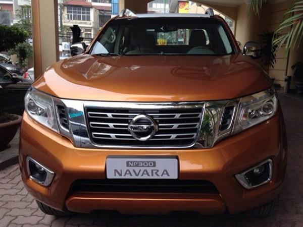 Nissan Navara Nissan navara 2015 mạnh mẽ và hiện đại