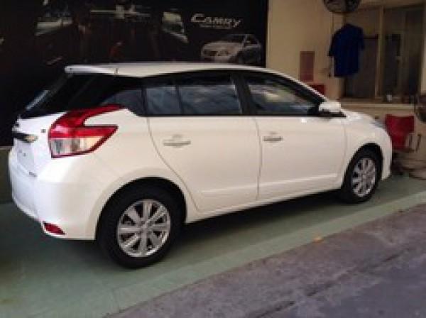 Toyota Yaris 1.3L số tự động