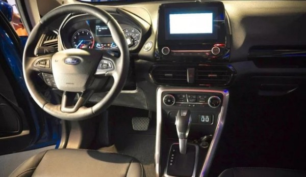 Ford Ecosport 1.5L Ecoboost