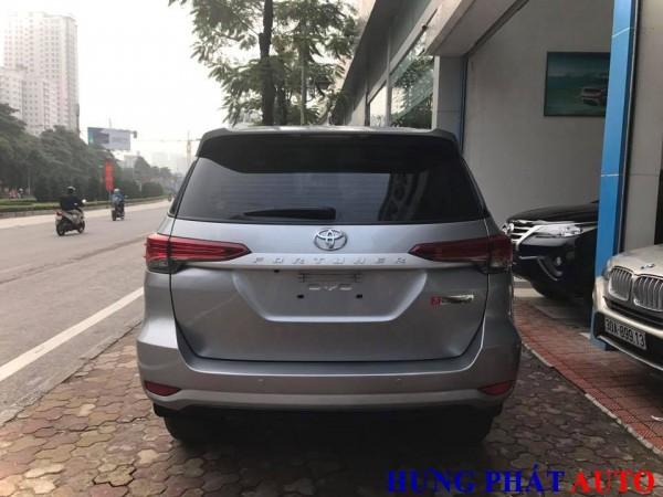 Toyota Fortuner Bán Toyota Fortuner 2.4G 4x2 MT 2017.
