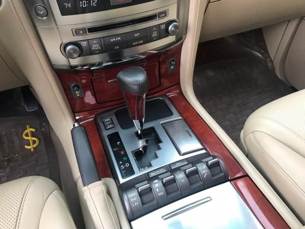 Lexus LX 570 2009 trắng