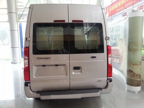 Ford Transit Mid Hỗ trợ ngân hàng