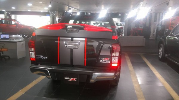 Isuzu D-Max xe bán tải isuzu d-max