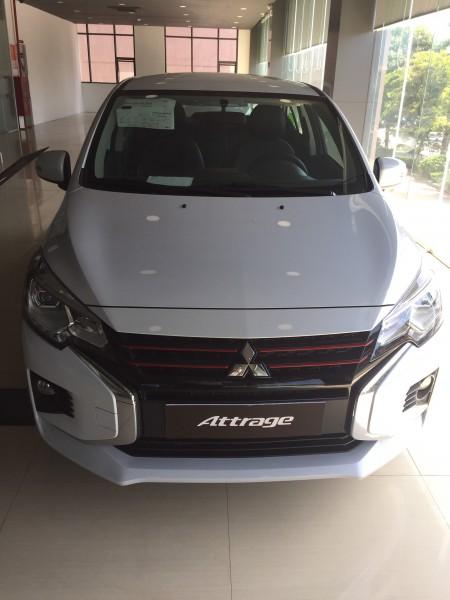 Mitsubishi Xe Attrage nhập khẩu từ Thái Lan