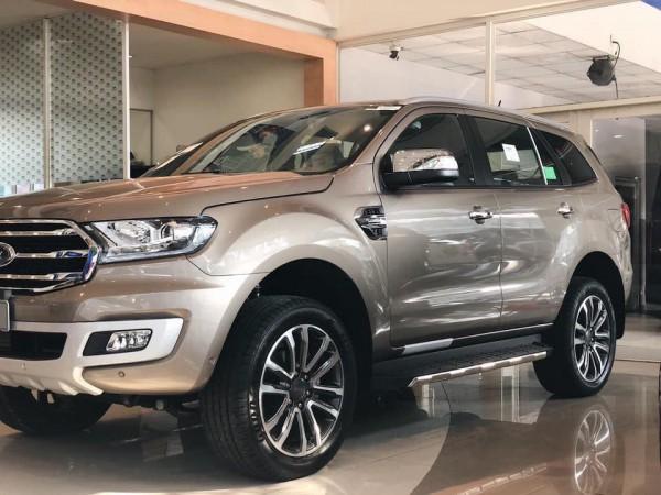 Ford Everest 2019 Một Cầu Có Xe Ngay Giảm 70Tr Và PK