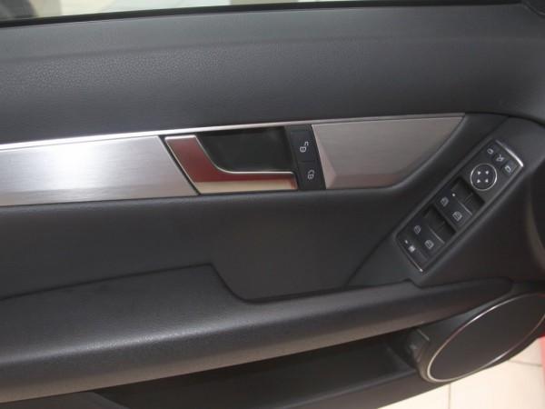 Mercedes-Benz C 200 ,sx 2011,đk 2012, màu đỏ, nội thất đen