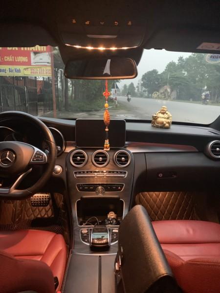 Mercedes-Benz C 300 AMG 2015 xe chính chủ giá tốt
