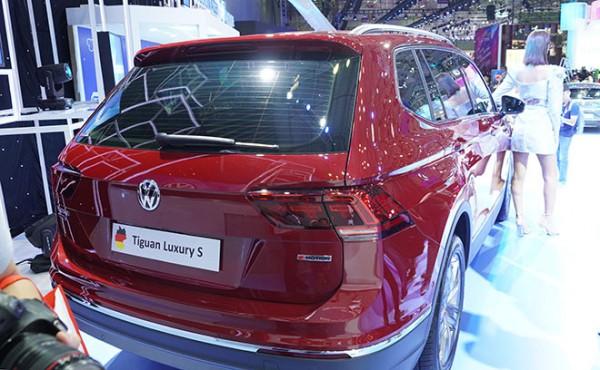 Volkswagen Tiguan Tiguan Luxury S- dành cho KH mê Offroad