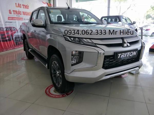 Mitsubishi Triton 2019,nhập khẩu,tặng nắp thùng 30tr