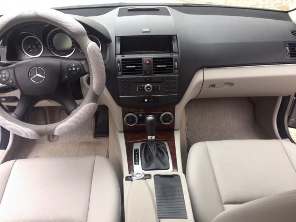 Mercedes-Benz C 250 2010 màu xám ghi, xe cực chất lượng