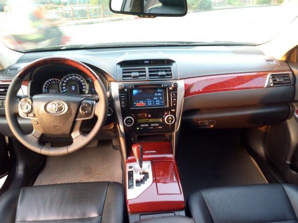 Toyota Camry 2.5Q 2013 xe đẹp xuất sắc, giá tốt