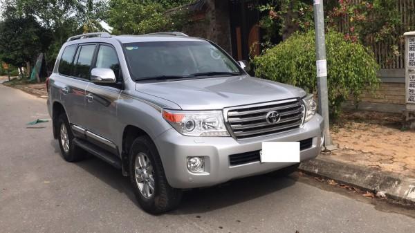 Toyota Land Cruiser Toyota Landcruiser VX 2015 đăng ký cty