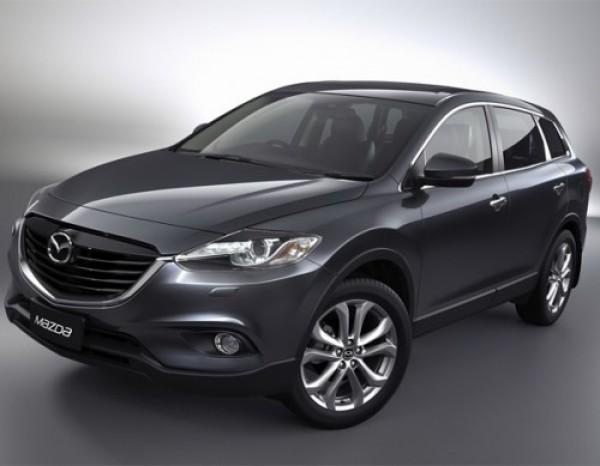 Mazda CX-9 Đẳng Cấp Doanh Nhân