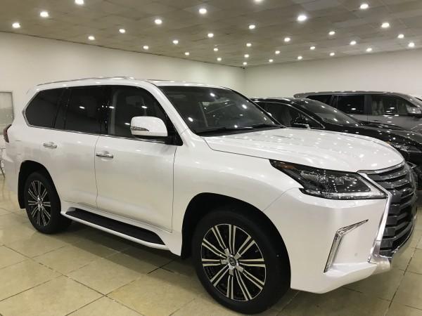 Lexus LX 570 Bán Lexus LX570 nhập mỹ 2019 ,màu trắng