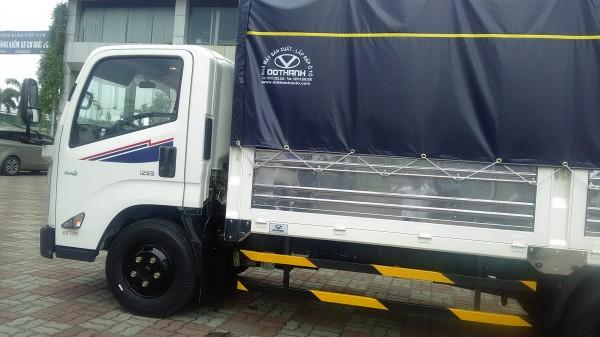 Hyundai H-D Xe tải Đô Thành IZ65 tải trọng 3.5 tấn