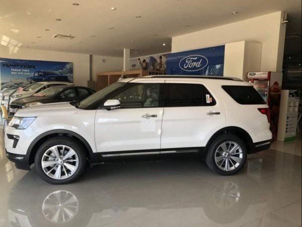 Ford Explorer 2.3L Nhập khẩu Mỹ 2019