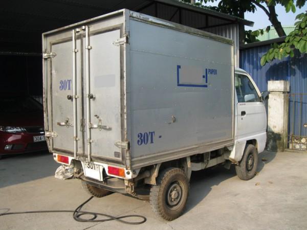 Suzuki Super-Carry Truck suzuki super carry sản xuất 2009