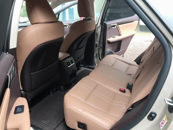 Lexus RX 350 Bán Lexus RX350 sản xuất 2017,màu vàng