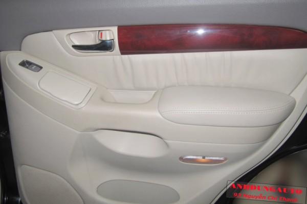 Lexus GX 470  ,đen,sx 2008,Anh Dũng Auto bán 103000USD