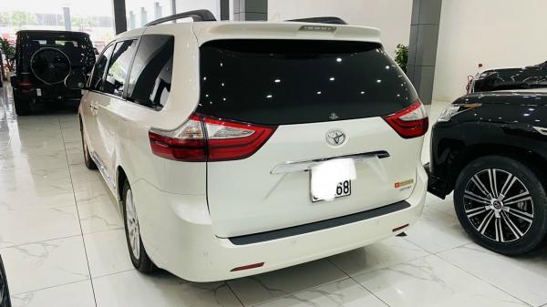 Toyota Sienna Bán toyota Sienna 3.5 Limited, đăng ký 2