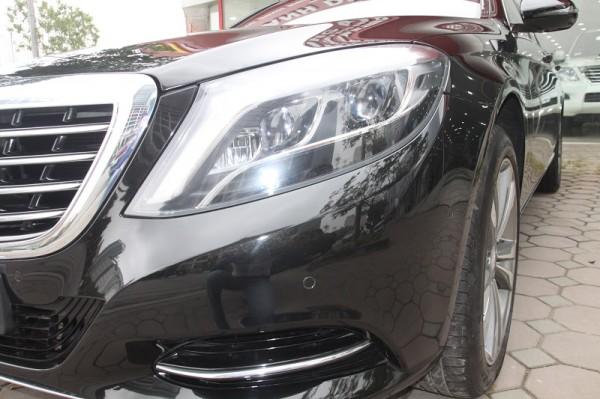 Mercedes-Benz S 500 sx 2013, đk 2014 màu đen, nội thất đen.
