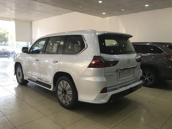 Lexus LX 570 Bán Lexus LX570 Super Sport nhập 2018