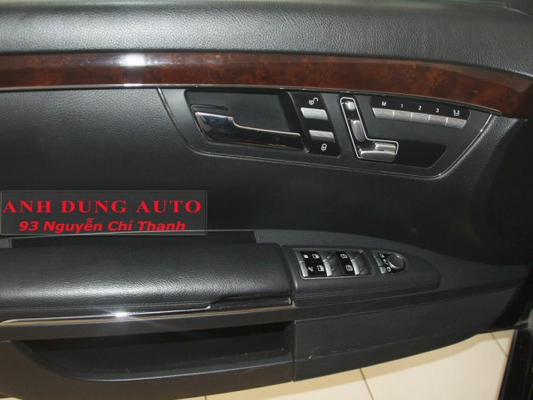 Mercedes-Benz S 300 ,SX 2009,đen,Anh Dũng Auto bán 2400 tr