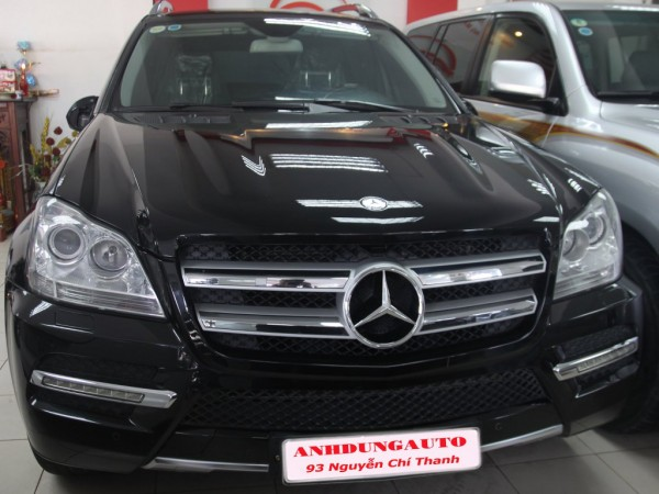 Mercedes-Benz GL 450 ,màu đen,sx 2010,Anh Dũng Auto 129000 $