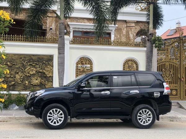 Toyota Prado Model 2017 biển sang bằng tất...Cá nhân