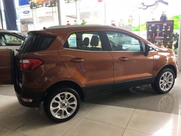 Ford New Ecosport Hoàn Toàn Mới 2018