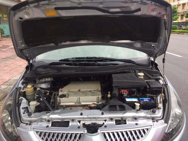Mitsubishi Grandis đời 2007,dáng MPV,xe cực mới