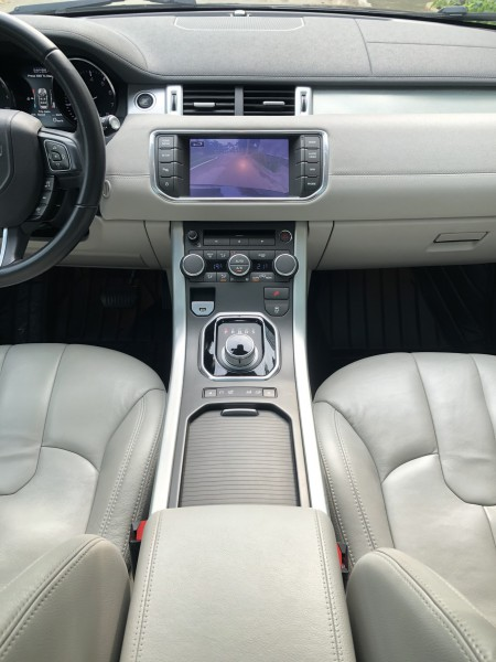 Land Rover Range Rover Evoque Sx 2012 DK 2014