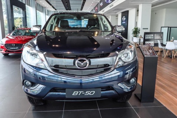 Mazda BT-50 Deluxe