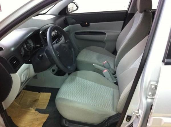 Hyundai Verna nhập khẩu nguyên chiếc nội địa