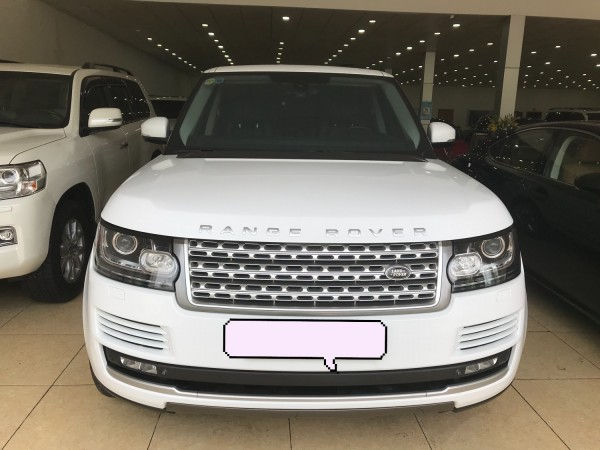 Land Rover Range Rover Bán Landrover Range Rover Supercharged