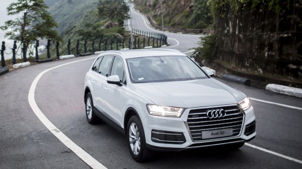 Audi Q7 Bán Audi Q7 Đà Nẵng khuyến mãi lớn