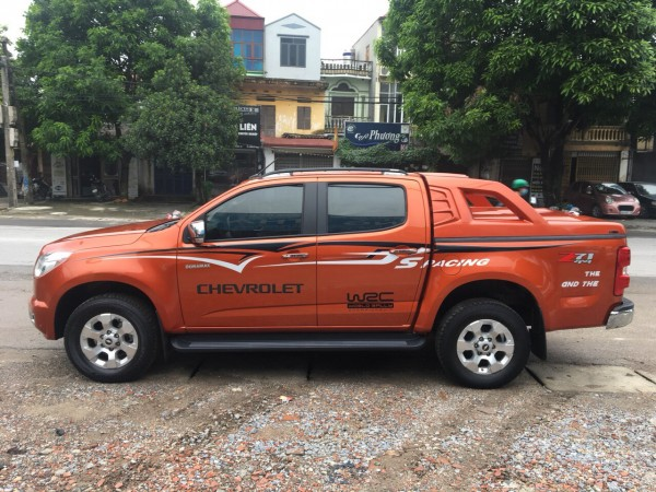 Chevrolet Colorado Bán Chovrolet Corolado đời 2016,bản full