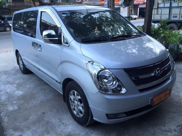 Hyundai Starex Bán HyunDai Starex tải Van đời cuối 2007