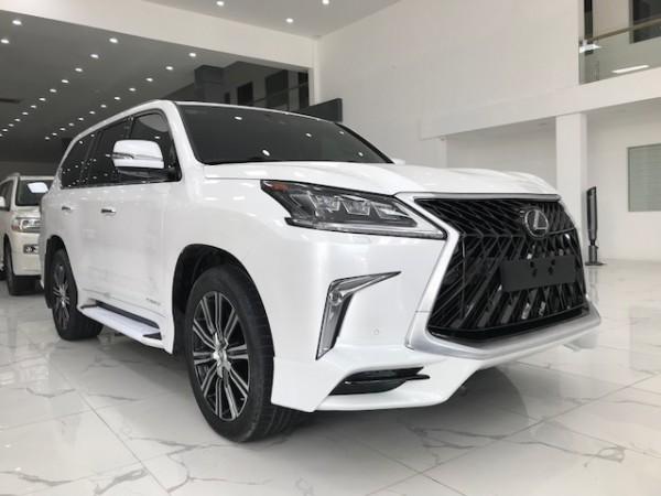 Lexus LX 570 Bán Lexus LX570 Super Sport S 2018 biển