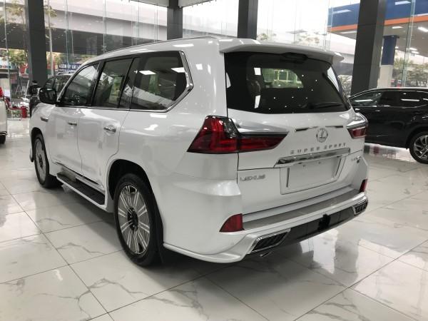 Lexus LX 570 Bán Lexus LX570 Super Sport S 2021