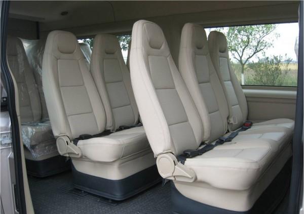 Ford Transit Luxury Cao Cấp Mâm Đúc
