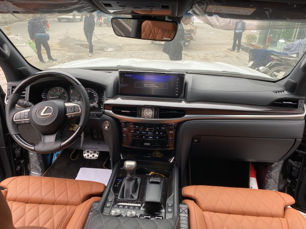Lexus LX 570 Bán Lexus LX570 MBS,4 chỗ 2020