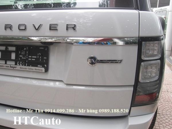 Land Rover Range Rover svautobiography 2016 màu trắng