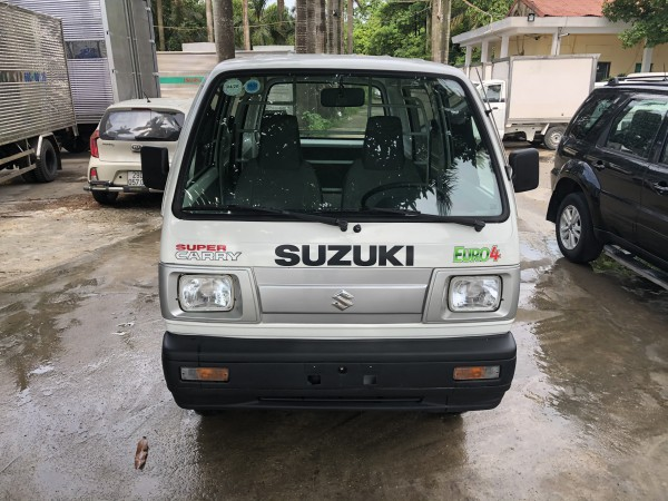 Suzuki Super-Carry Van Bán suzuki tải van 2 chỗ đời 2018